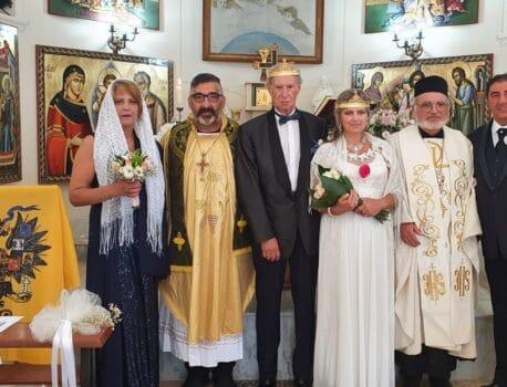 Matrimoni ortodossi al Santuario della SS. Trinità
