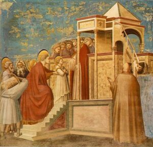 Ingresso della Theotokos al Tempio