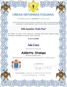 chiesa ortodossa italiana